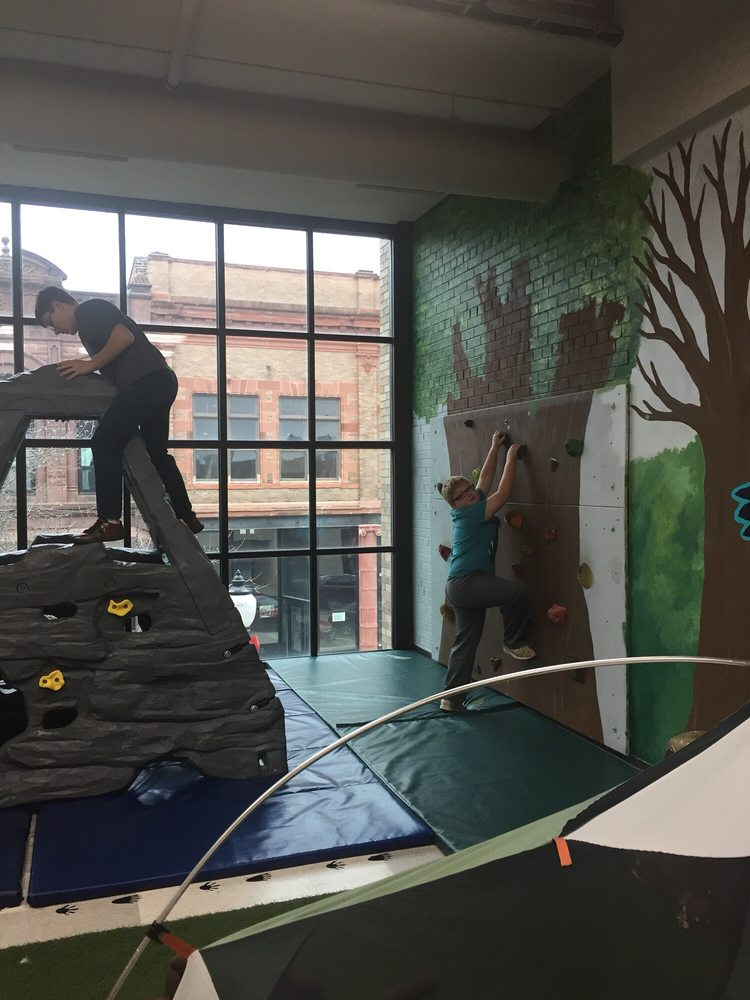 Social Spots from Central Wisconsin Children's Museum