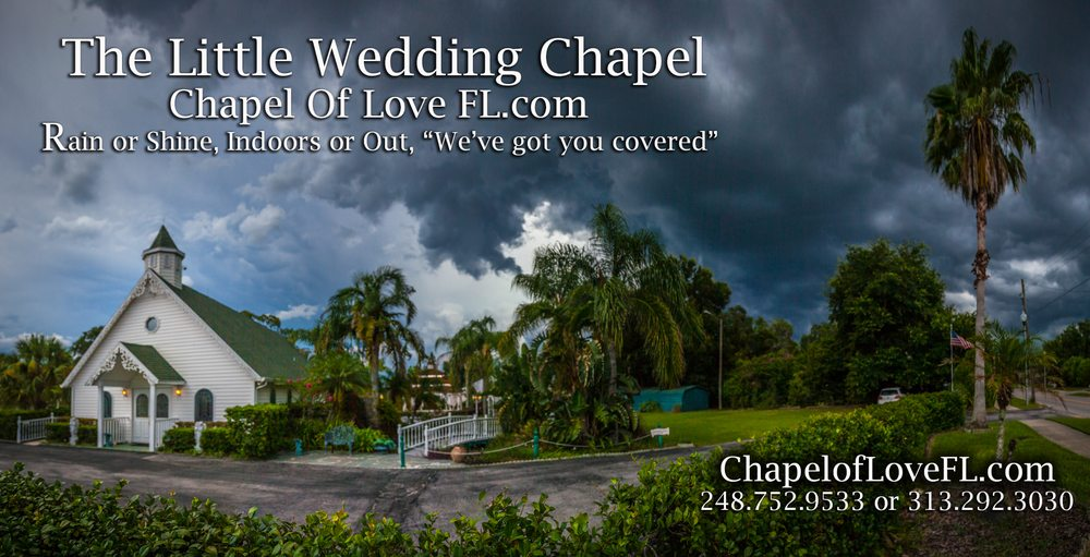 The Little Wedding Chapel - Chapel of Love