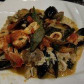 Photo of La Nonna Bella - Garden City, NY, United States. Seafood Risoltto