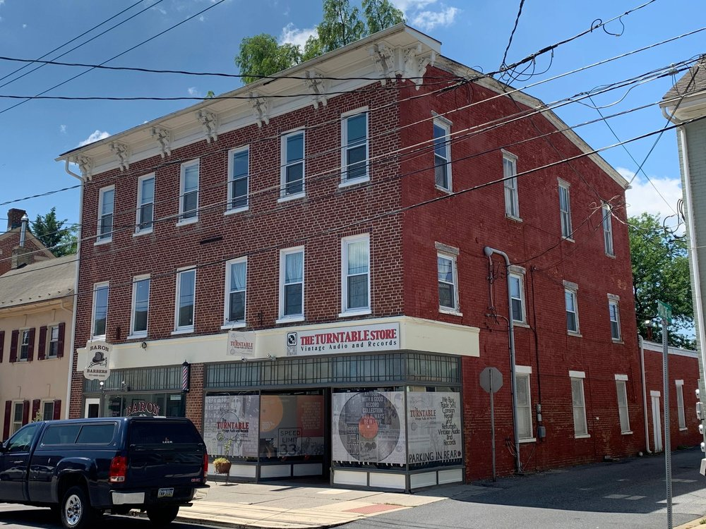 The Turntable Vintage Audio and Records: 54 S Main St, Manheim, PA