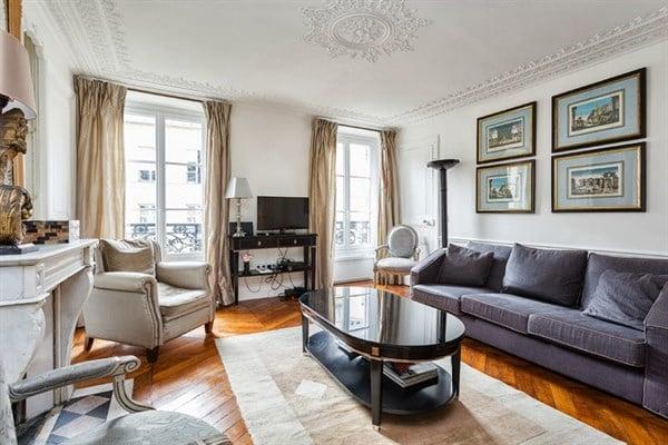 My paris agency real estate agents 14 rue falgui re - Location meublee courte duree ...