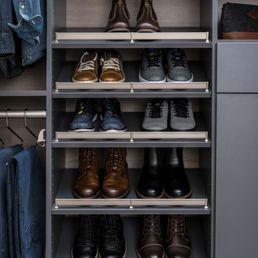 Photo Of Custom Closet Solution   Naples, FL, United States. Naples Custom  Shoe
