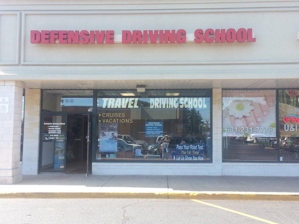 Defensive Driving School: 156 Wheeler Rd, Central Islip, NY