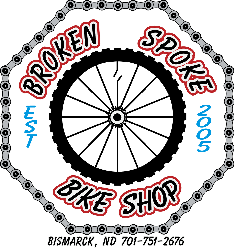 Broken Spoke Bike Shop: 306 S 15th St, Bismarck, ND