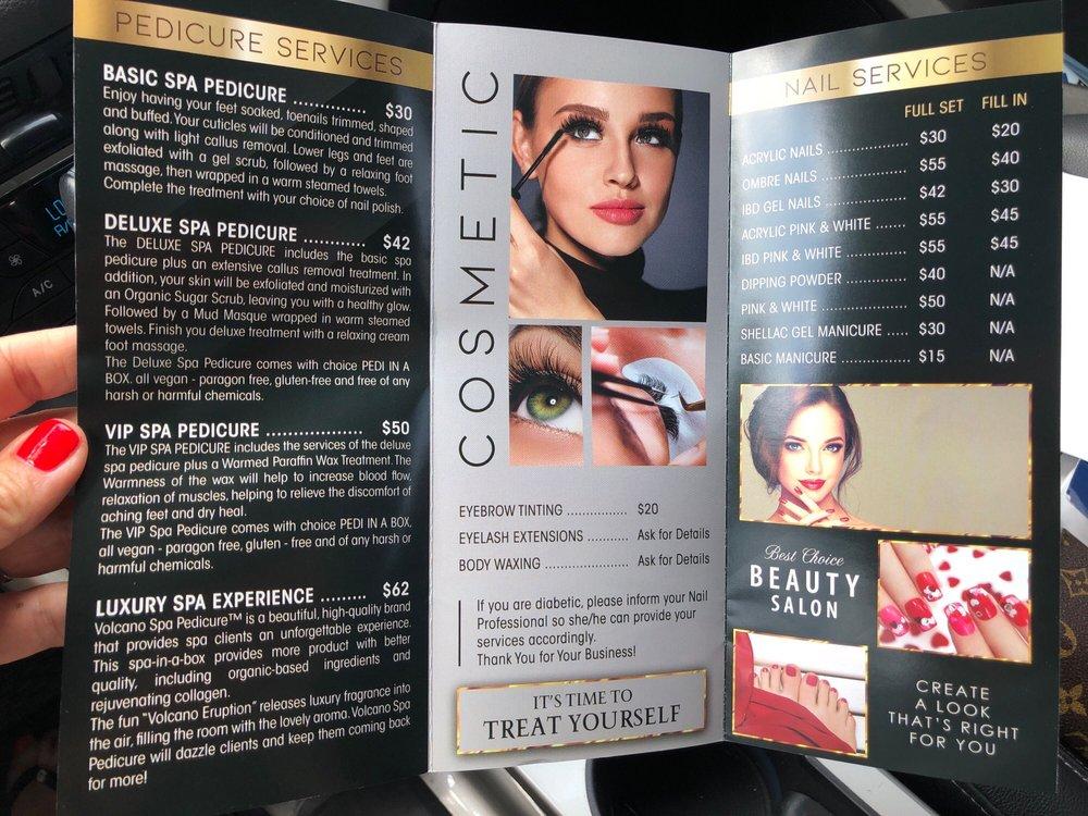 Vogue Nail Spa: 9011 Daniels Pkwy, Fort Myers, FL