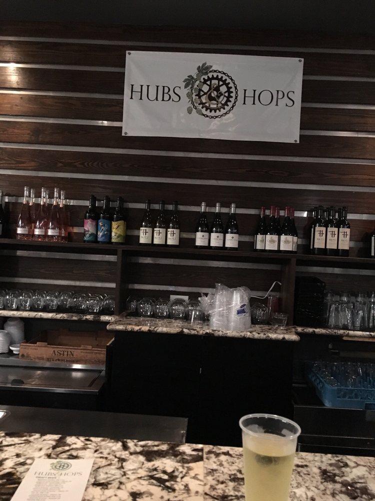 Hubs & Hops: 227 W Jackson St, Thomasville, GA