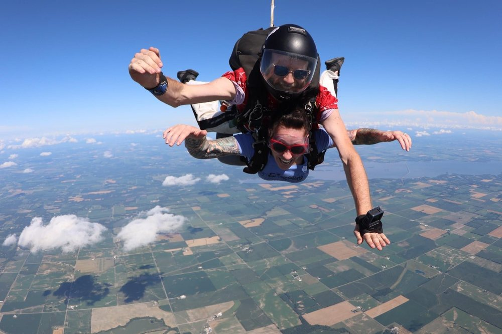 Social Spots from Gateway Skydiving Center