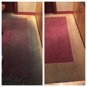 Before Photo Of Clean Touch Carpet Cleaning Panorama City Ca United States