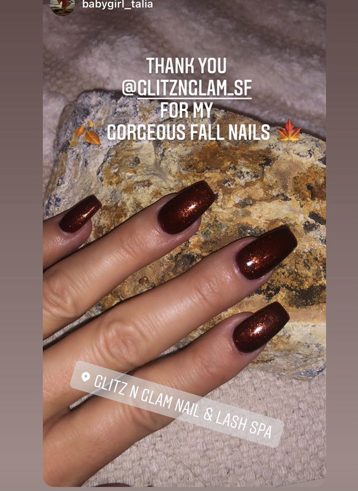Glitz N Glam Nail & Lash Spa: 5847 Geary Blvd, San Francisco, CA