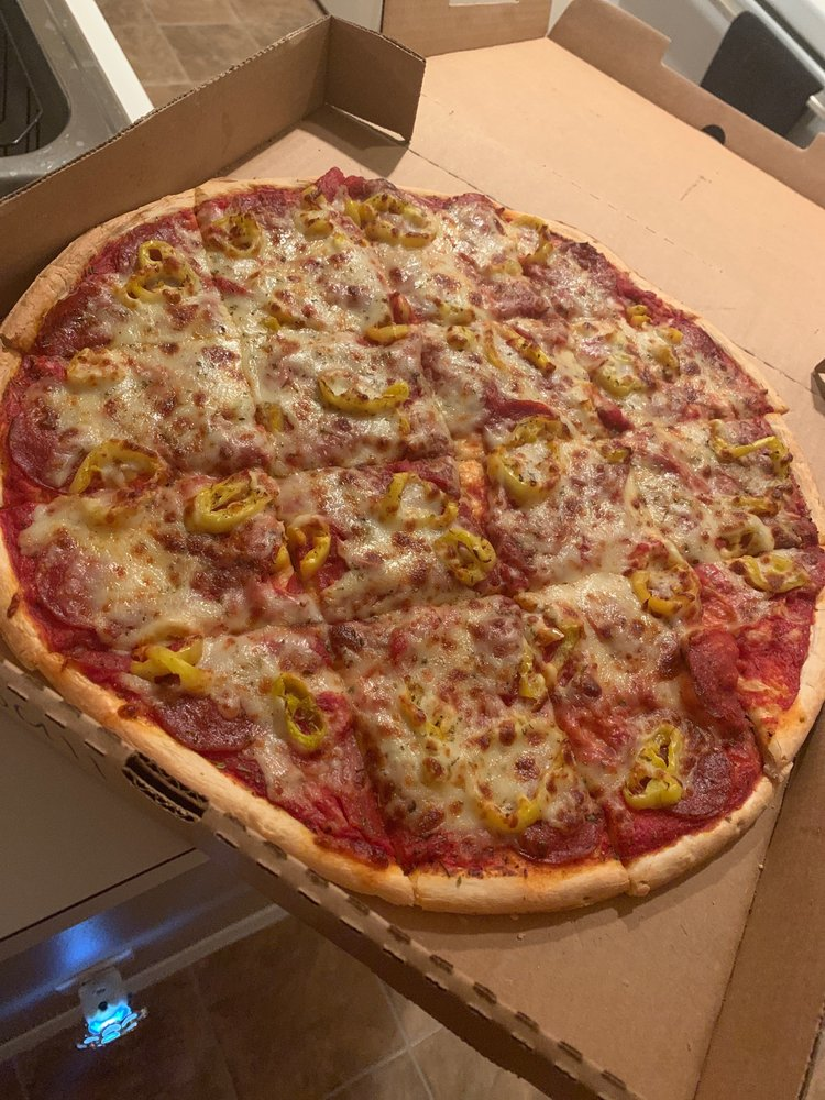 Inner City Pizza: 7436 Rockville Rd, Indianapolis, IN