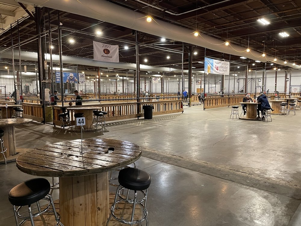 Fowling Warehouse Indianapolis: 1125 E Brookside Ave, Indianapolis, IN