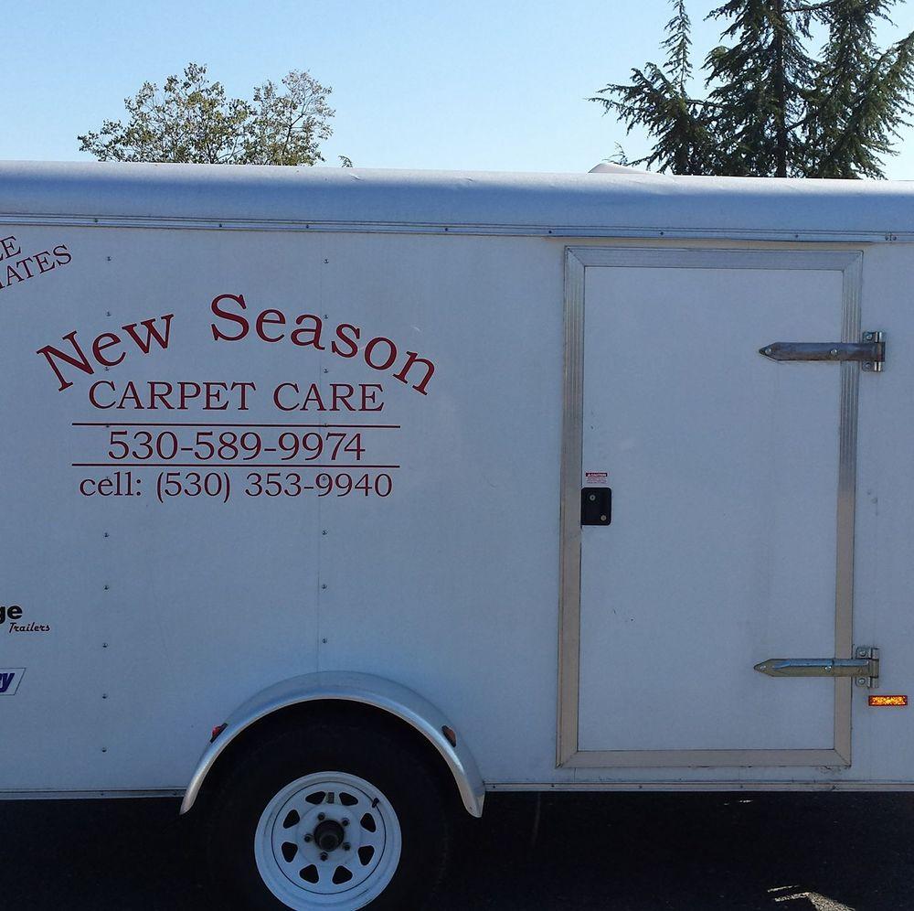 New Season Carpet Care: 360 Vermont St, Gridley, CA