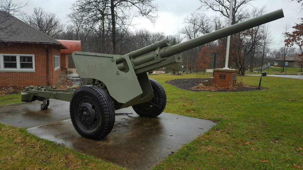 American Legion Park: 205 Park Ave, Marysville, OH