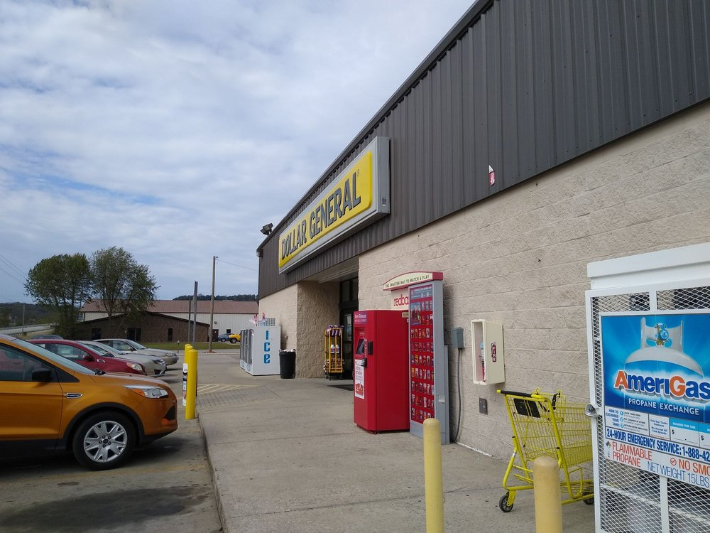 Dollar General Store: 299 Happy Valley St, Cave City, KY