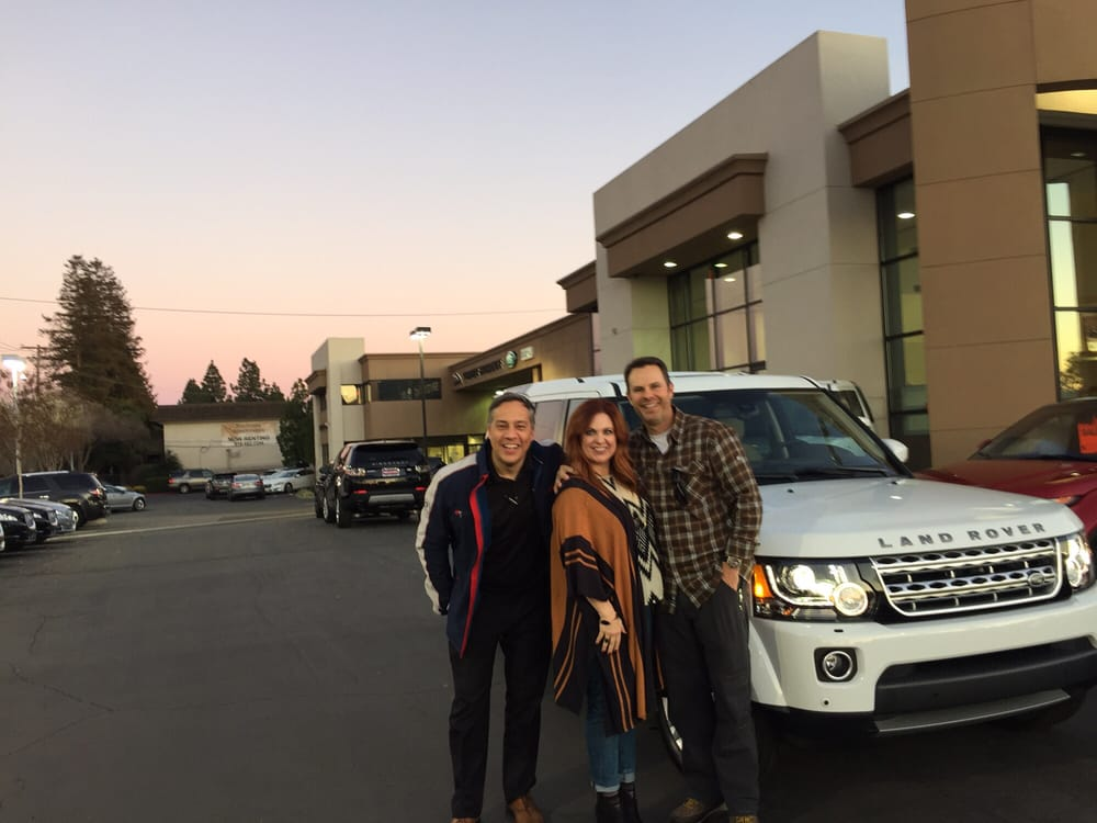 Land Rover Sacramento >> Excited To Stand Beside Zack Mongston At Land Rover Sacramento With