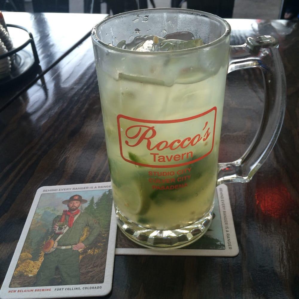 Happy Hour Double Drink. Jalapeño Margarita.