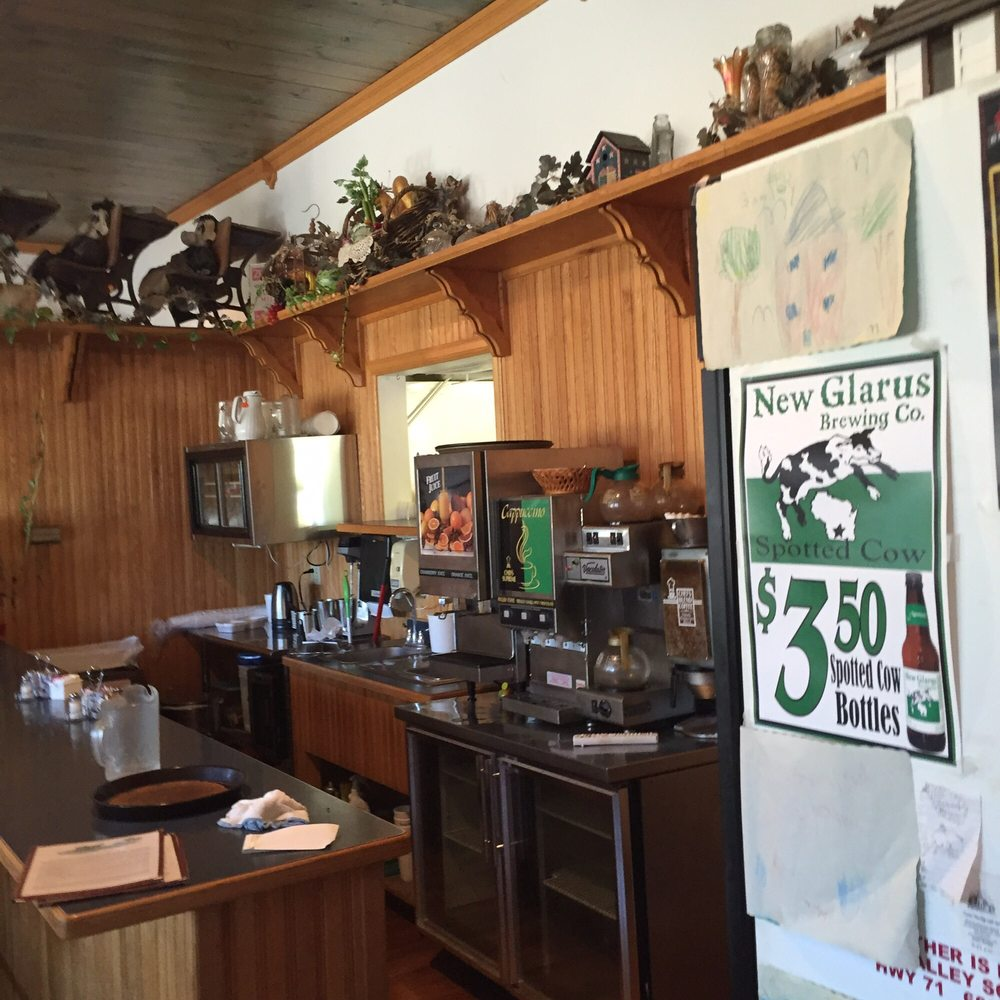 Dorset Valley School Restaurant: 26147 State Hwy 71, Wilton, WI