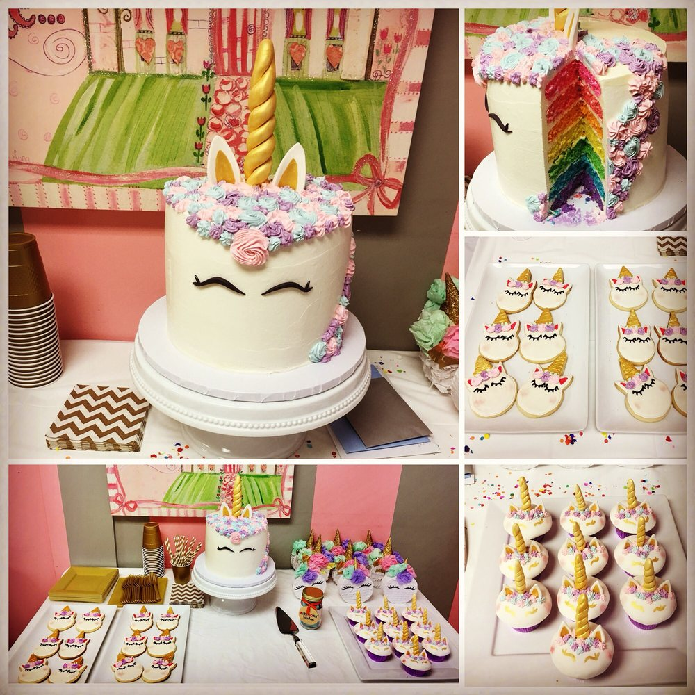 Abby's Cake and Desserts: 5310 Weymouth Dr, Springfield, VA
