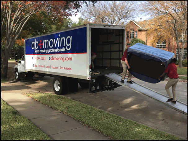 AB Moving - Fort Worth