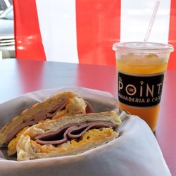 Delivery San Antonio See More Businesses The Point Panaderia Cafe