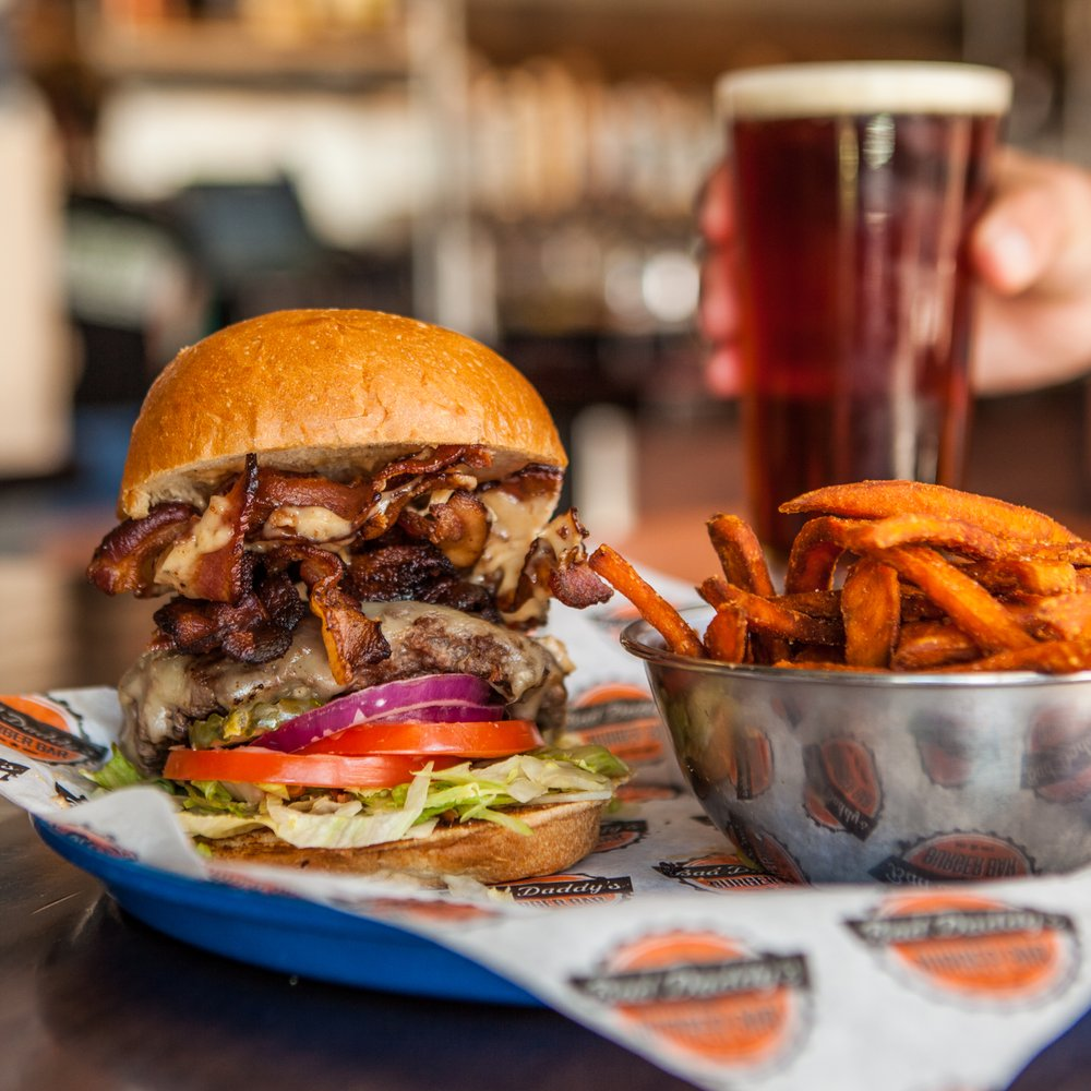 Bad Daddys Burger Bar: 7450B W 52nd Ave, Arvada, CO