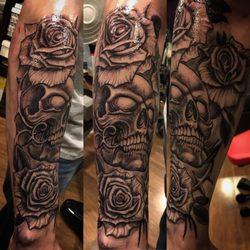 Wright Family Tattoos 16 Photos Tattoo 301 E Outer Springer Lp