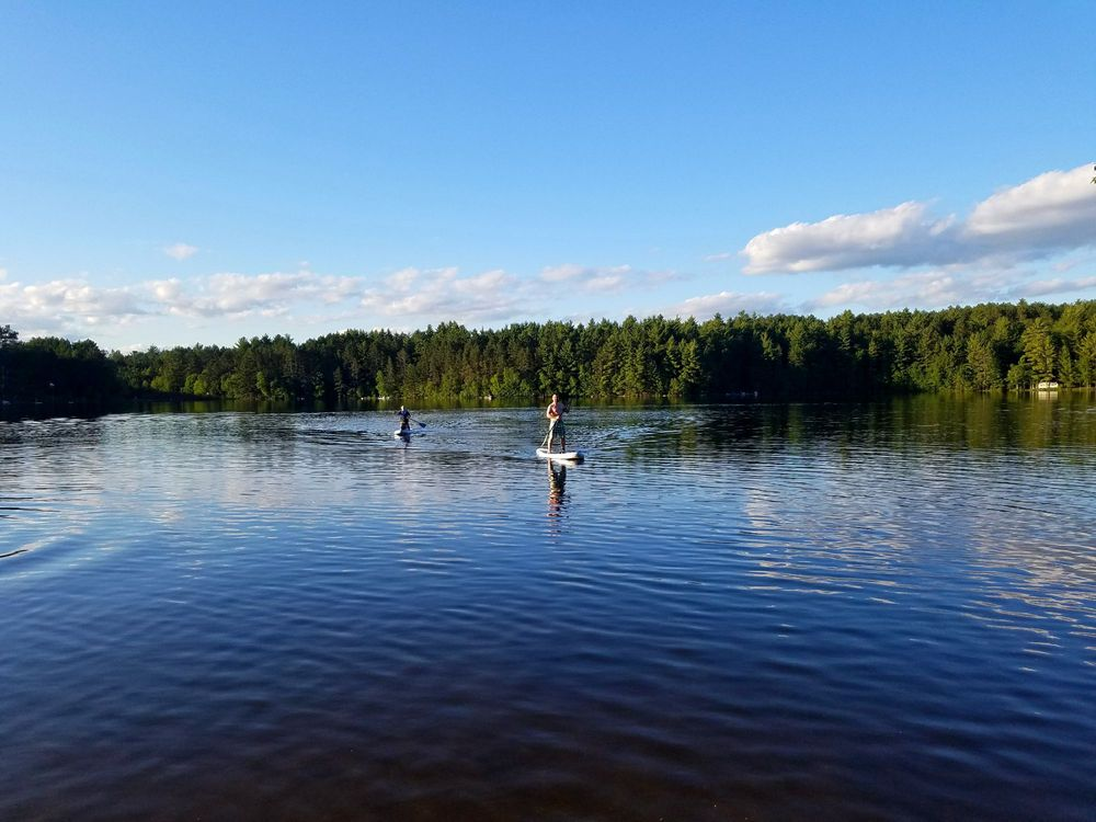Almon Recreation Area: 5340 Hixon Lake Rd, Rhinelander, WI