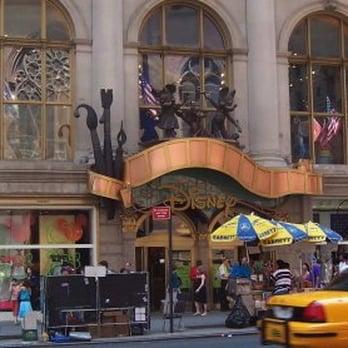 Disney Store - CLOSED - Shopping