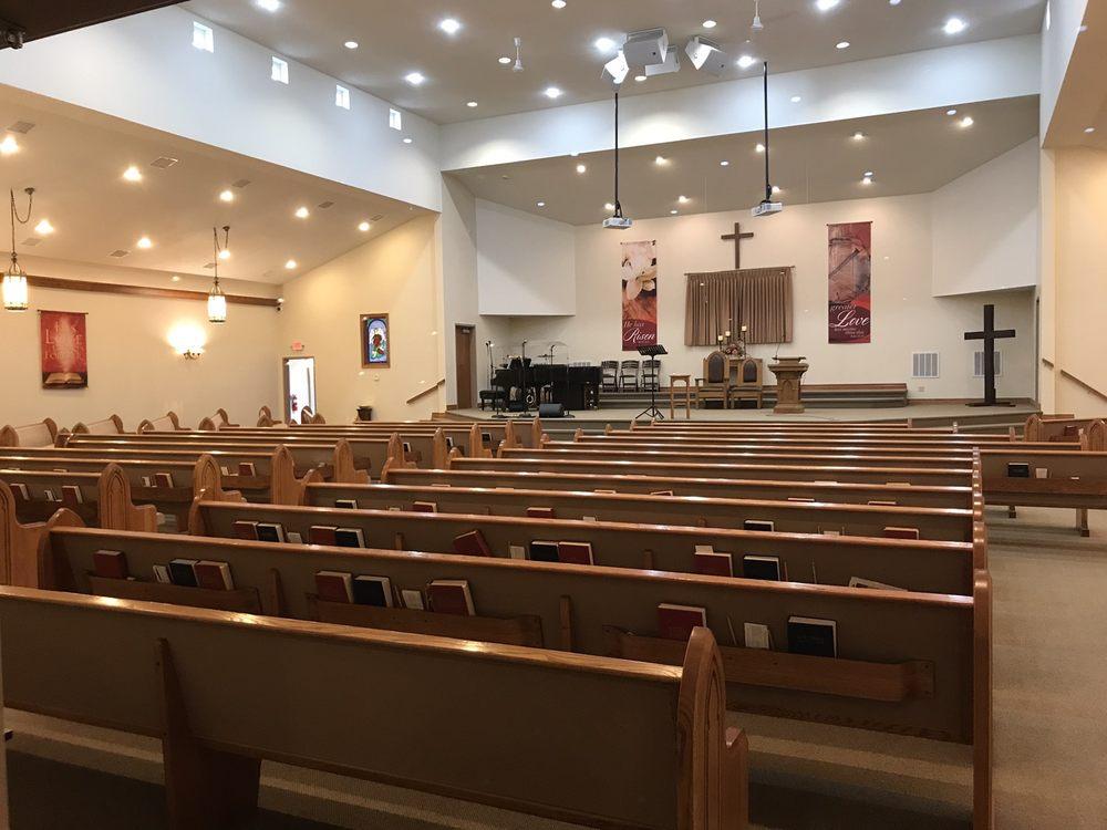 First Baptist Church of Greenfield: RR 1, Greenfield, IL