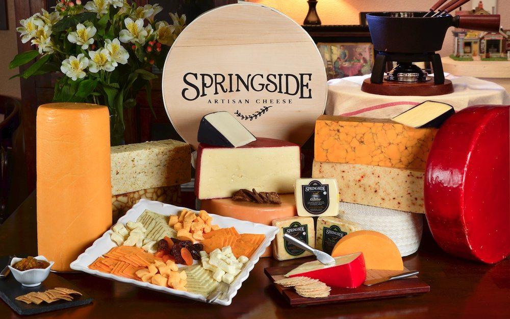 Springside Cheese Shop: 517 W 5th St, Pueblo, CO