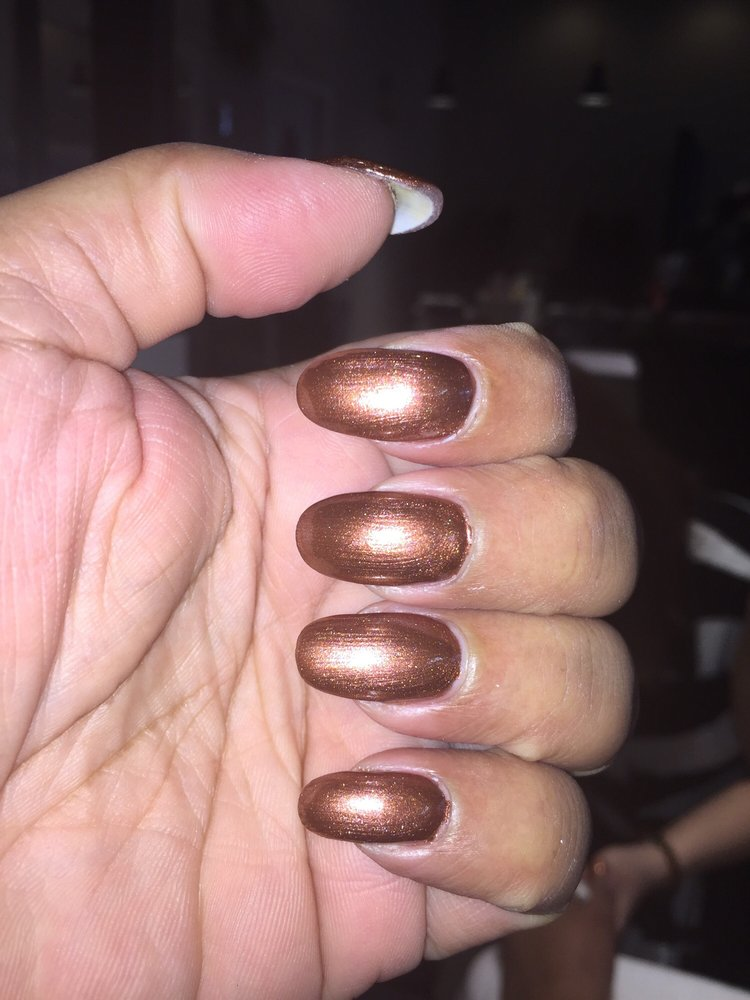 Photo Of Allure Nail Bar Duluth Ga United States Perfect Almond Nails