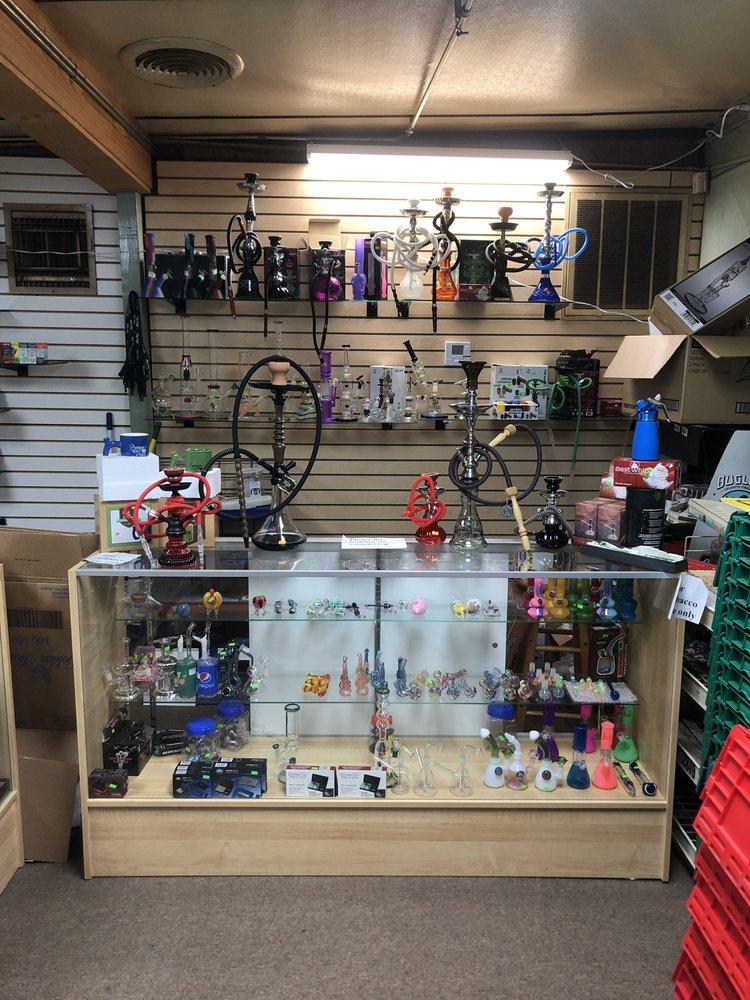 JJ smoke shop: 1636 Pinson Valley Pkwy, Birmingham, AL