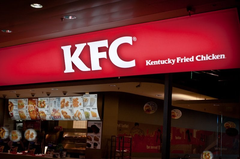 Kfc Fast Food Wagramer Str 79 Donaustadt Wien Beiträge Zu