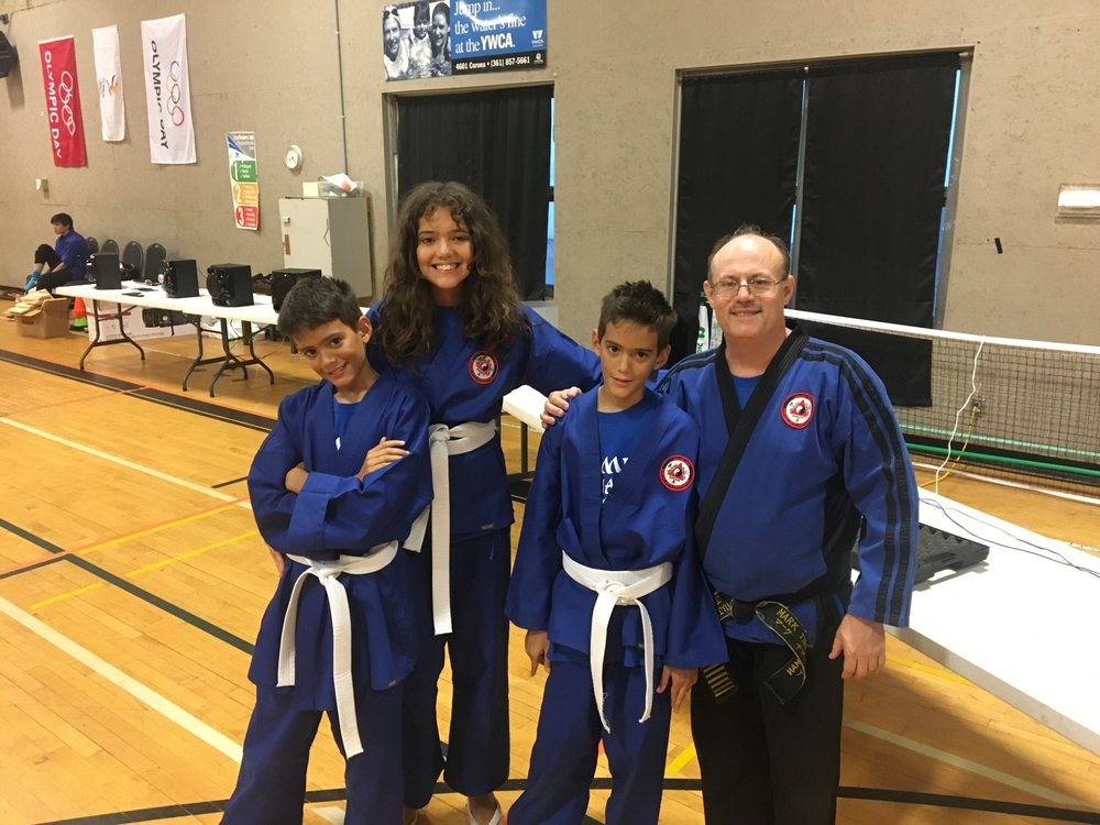 Corpus Christi Family Martial Arts Academy: 4037 Saratoga Blvd, Corpus Christi, TX