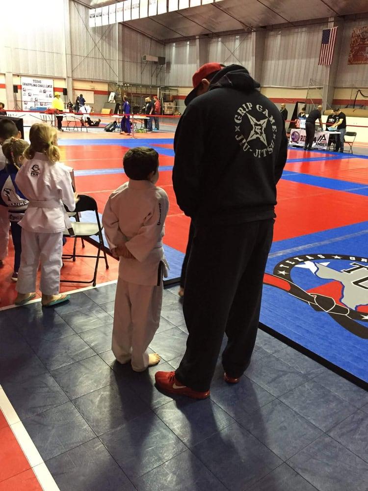 Grip Game Jiu Jitsu: 208 W Main St, Denison, TX