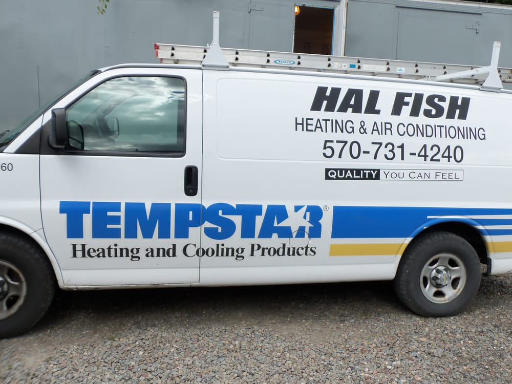 Hal Fish Heating and Air Conditioning: 117 Judge Herrick St, ATHENS, PA