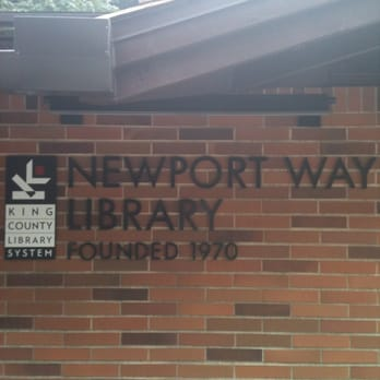 Newport Way Library 14 Photos Libraries 14250 Se Newport Way