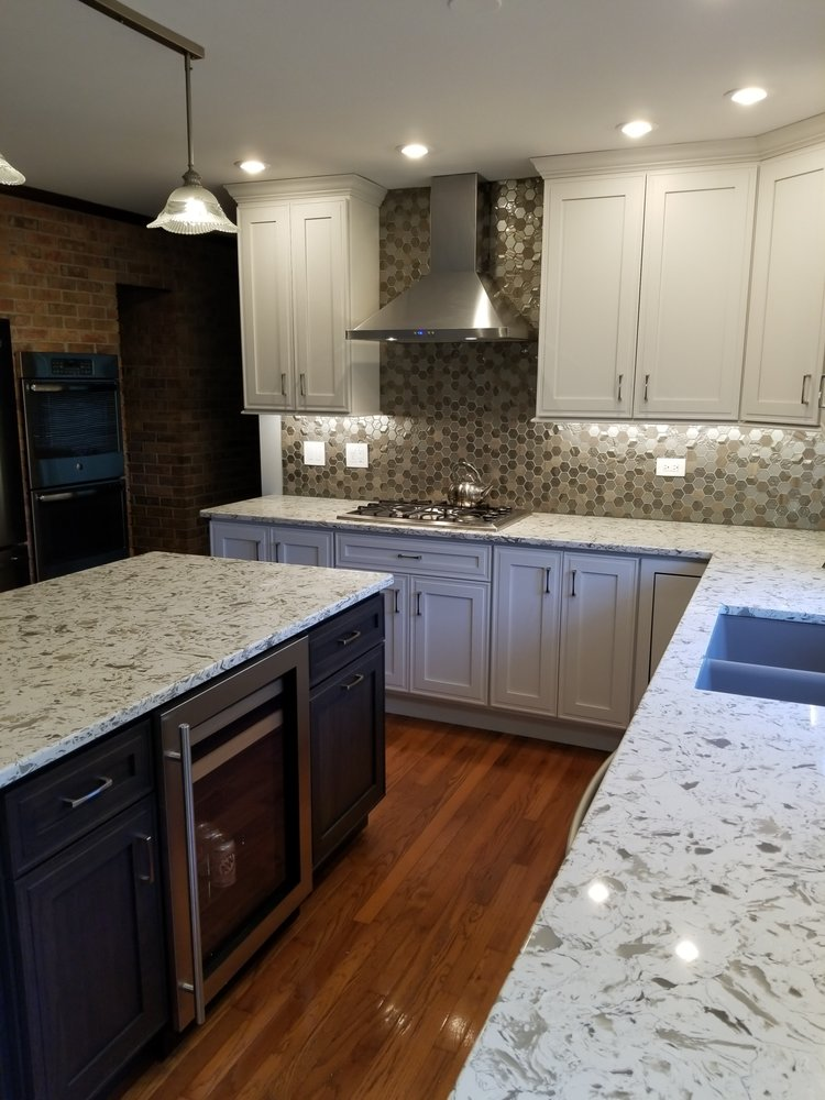 Fox River Cabinets Remodeling 48 Photos Contractors 48 E Custom Naperville Kitchen Remodeling Concept