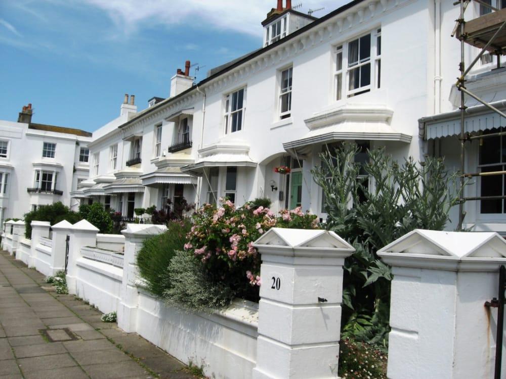Clifton terrace landmarks historical buildings for 5 clifton terrace winchester b b