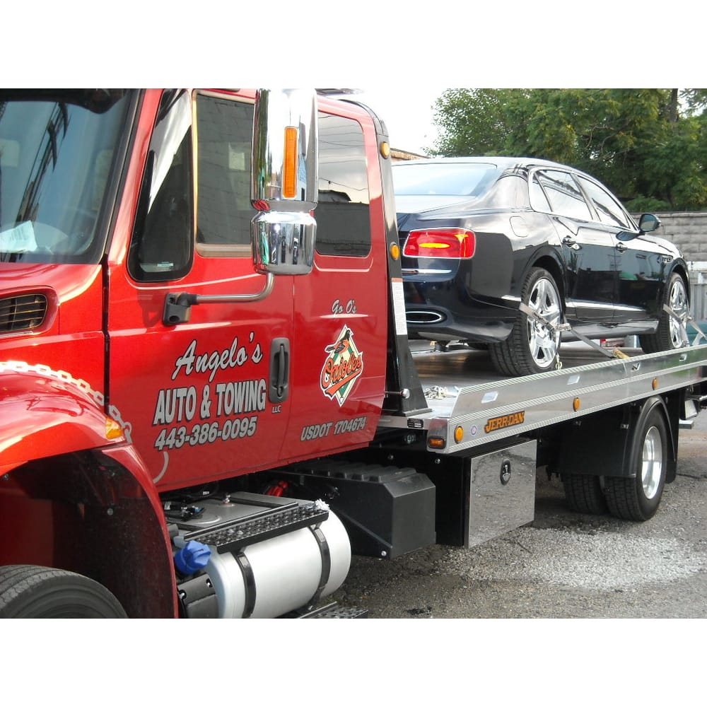 Angelo's Auto Repair & Towing