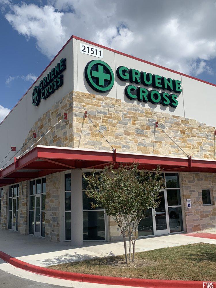 Gruene Cross: 21511 Ih 35 N, Kyle, TX