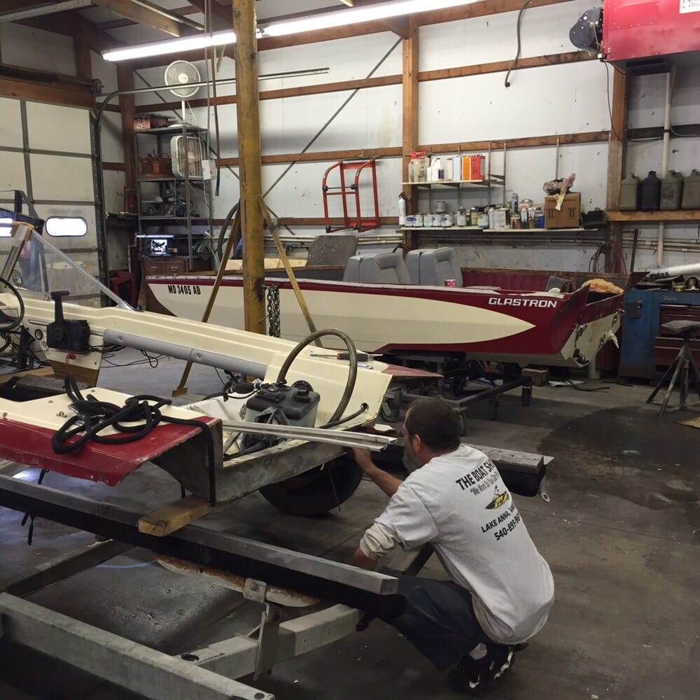 The Boat Shop: 4634 Courthouse Rd, Mineral, VA