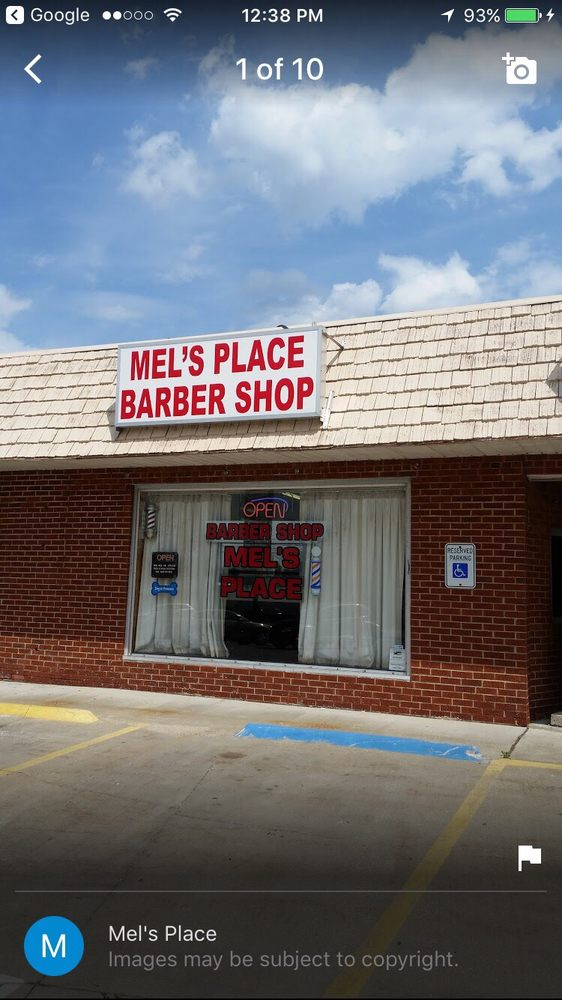 Mel's Place Barber Shop: 526 Graham Rd, Cuyahoga Falls, OH