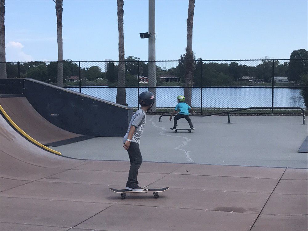 Ross Norton Skate Park: 1426 S Mlk Jr Ave, Clearwater, FL