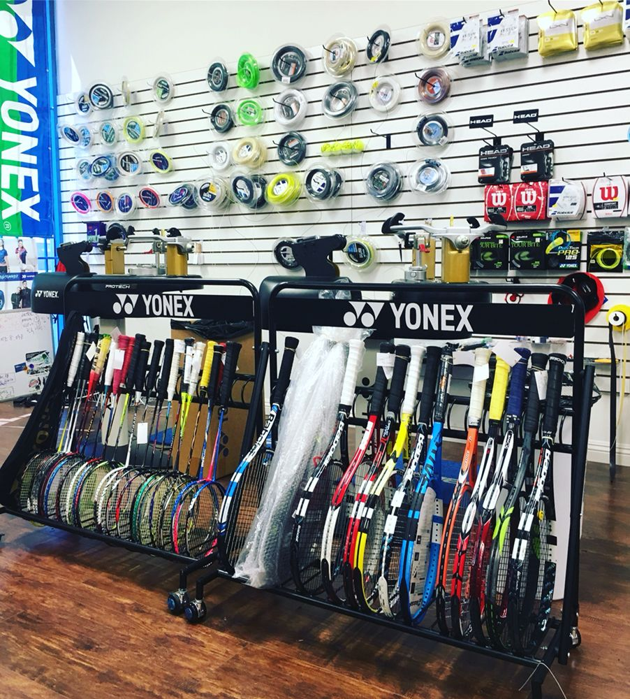 B&T Racket: 1706 W Orangethorpe Ave, Fullerton, CA