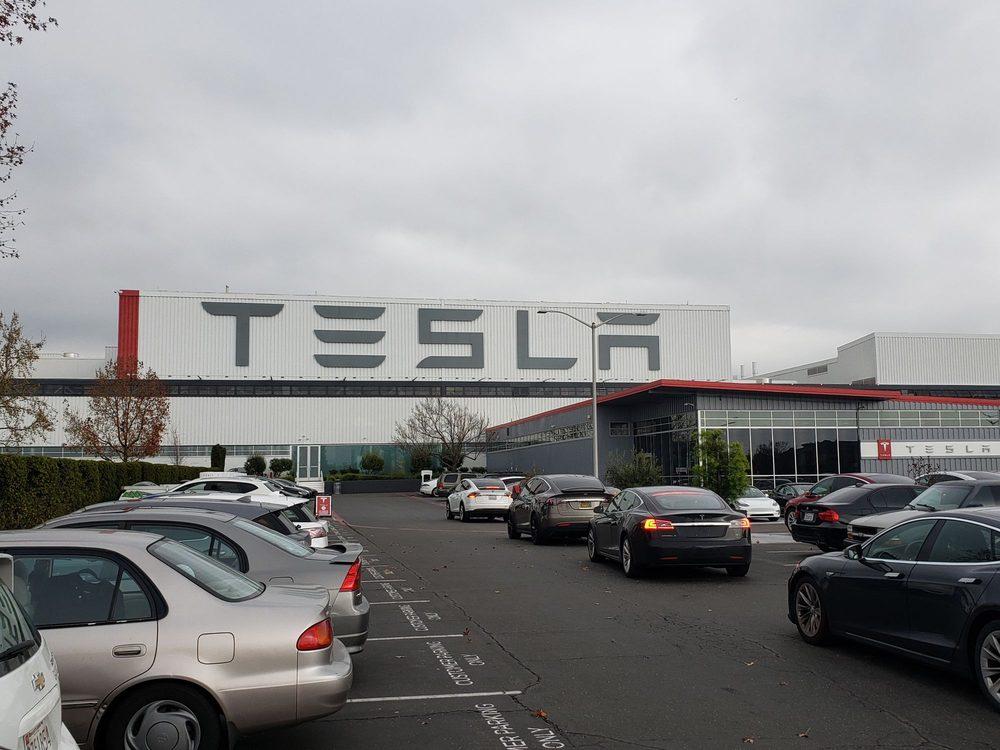Tesla Factory 215 Photos 91 Reviews Car Dealers 45500