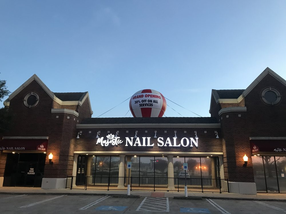 Majestic Nail Salon - Keller: 101 Town Center Lane, Keller, TX