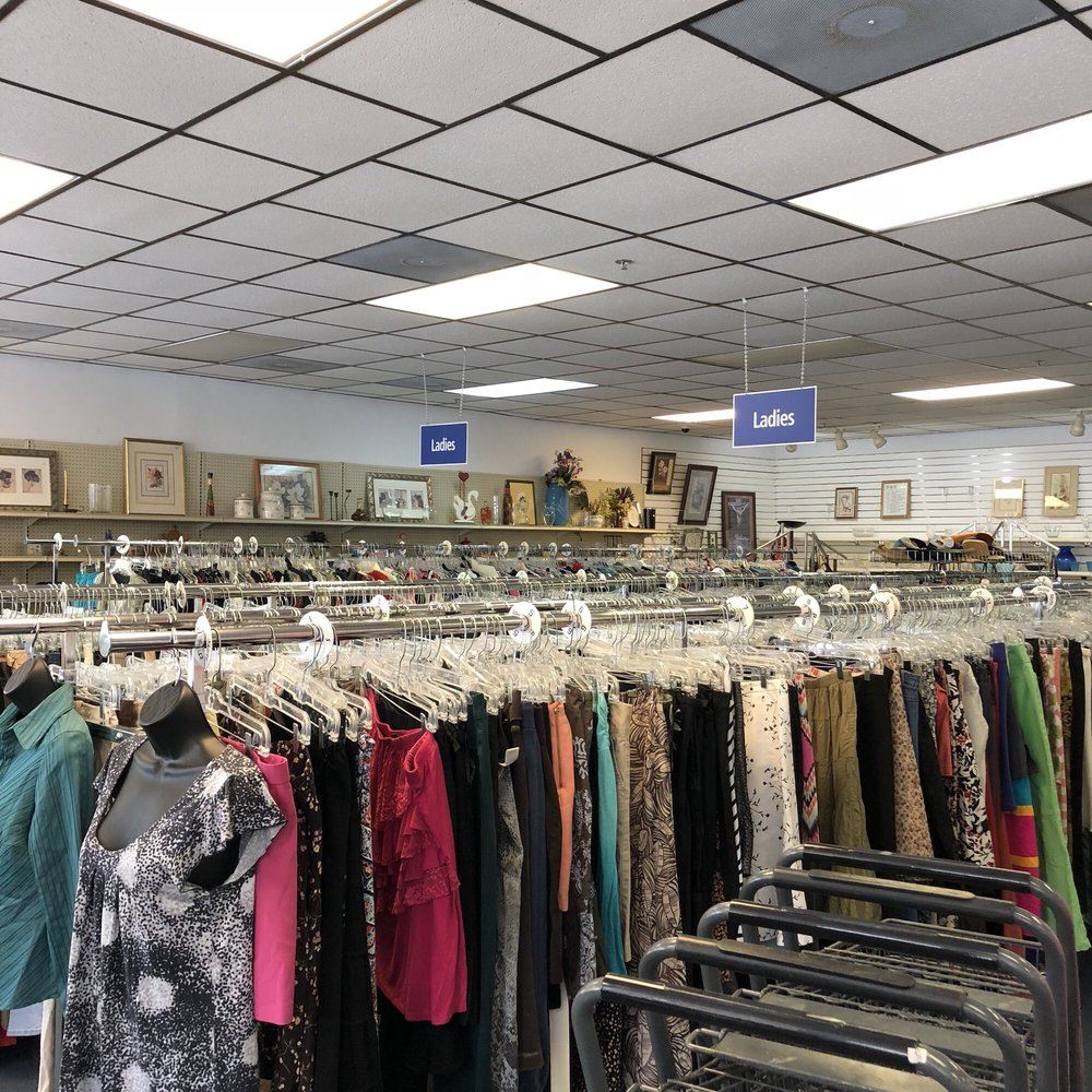 Salvation Army Thrift Store & Service Center: 121 Waleska St, Canton, GA