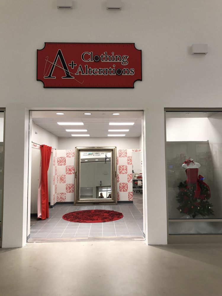 A+ Clothing Alterations: 14500 W Colfax Ave, Lakewood, CO