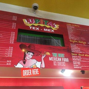 Tex Mex Fast Food Lake Worth